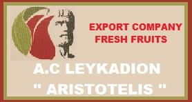 A C ARISTOTELIS FRUITS EXPORT FROM GREECE