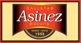 GALLETAS ASINEZ S.A. EXPORT FROM SPAIN