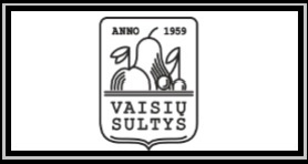 VAISIU SULTYS EXPORT FROM LITHUANIA
