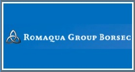 ROMAQUA GROUP BORSEC S.A. EXPORT FROM ROMANIA